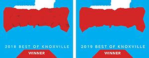 KNOX STARS Winner logos
